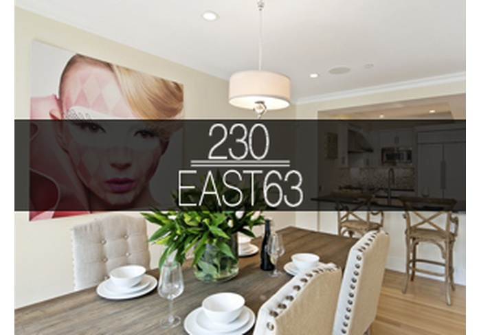 SOLD OUT / 230 East 63rd Street